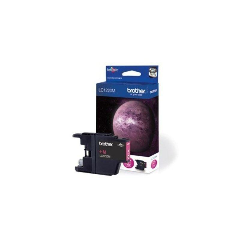 BROTHER TINTA MAGENTA LC1220M LC1220MBP